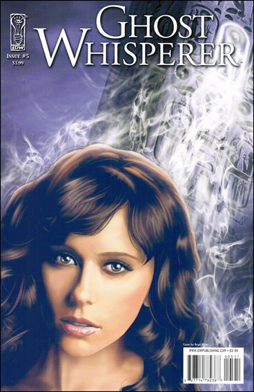 Ghost Whisperer 5-A by IDW