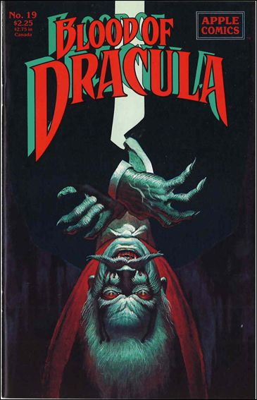 Blood of Dracula 19-A by Apple