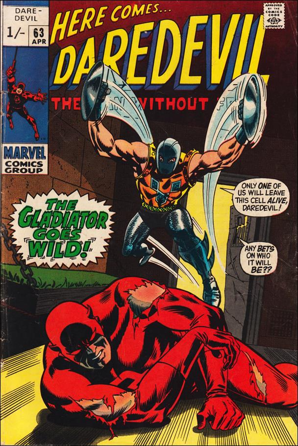Daredevil (1964) 63-B by Marvel