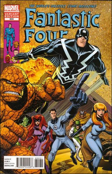 Fantastic Four (1961) 600-C by Marvel