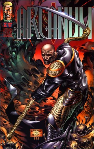 Arcanum 2-A by Top Cow