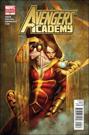 Avengers Academy 5-B