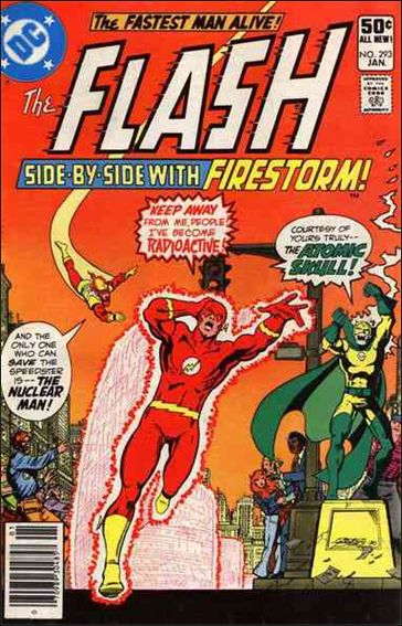 Flash (1959) 293-A by DC