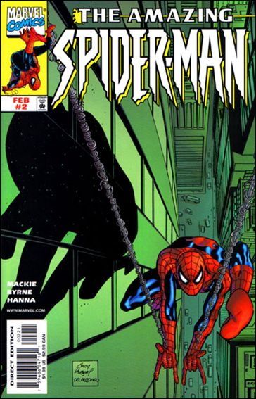 Amazing Spider-Man (1999) 2-B by Marvel