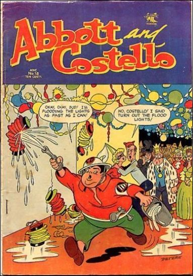 Abbott and Costello (1948) 18-A by St. John