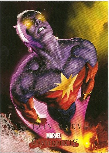 2008 Marvel Masterpieces: Series 2 (Base Set) 9-A by SkyBox