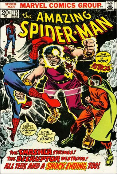 Amazing Spider-Man (1963) 118-A by Marvel