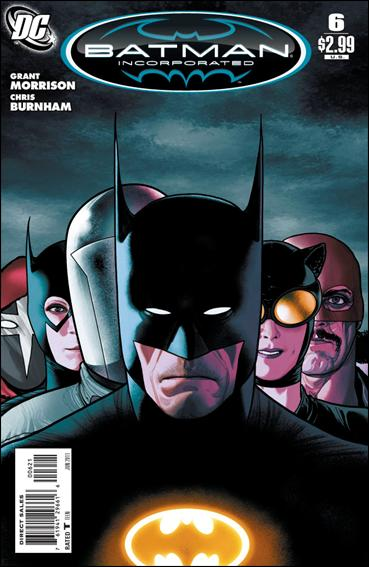 Batman, Inc. 6-B by DC
