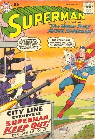 Superman (1939) 130-A by DC