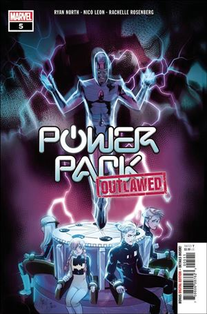 Power Pack (2021) 5-A
