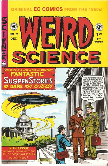Weird Science (1992) 2-A by RCP