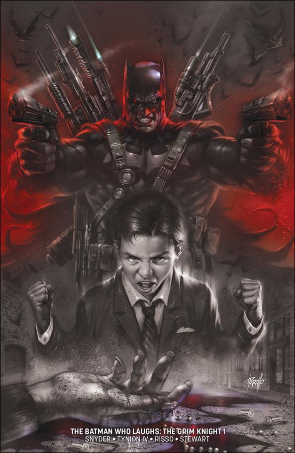Batman Who Laughs: The Grim Knight 1-L by DC