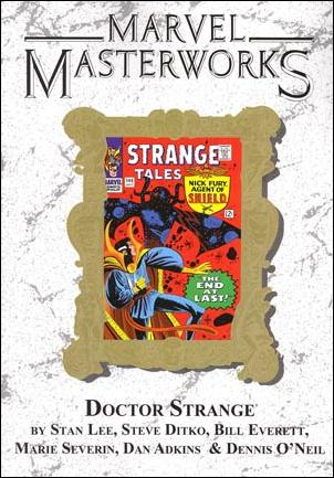 Marvel Masterworks: Doctor Strange 2-B by Marvel
