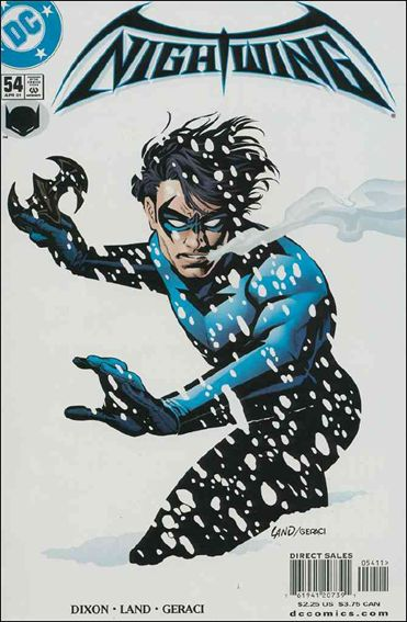 Nightwing (1996) 54-A by DC