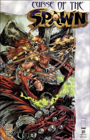 Curse of the Spawn 10-A
