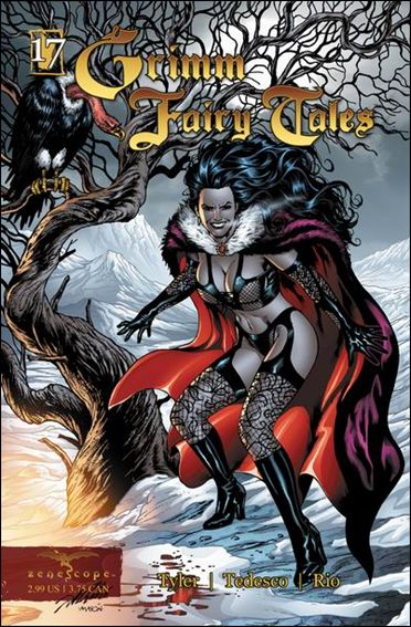 Grimm Fairy Tales 17-A by Zenescope Entertainment
