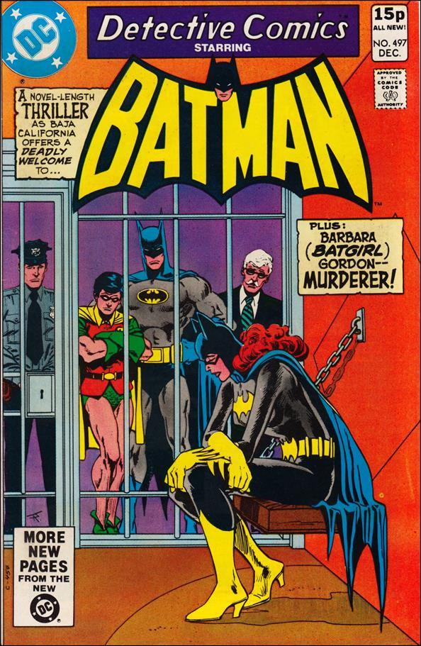 Detective Comics (1937) 497-B by DC