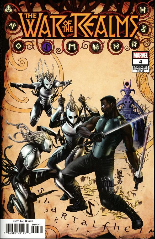 War of the Realms 4-B by Marvel