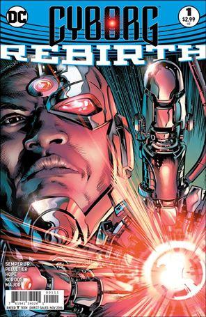 Cyborg: Rebirth 1-A