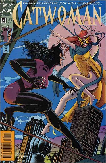 Catwoman (1993) 8-A by DC