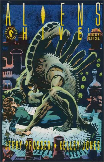 Aliens: Hive 1-A by Dark Horse