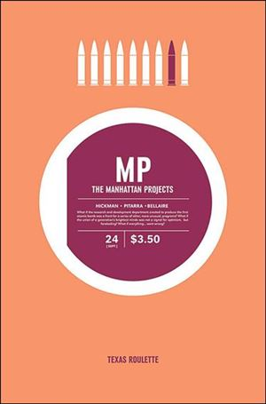 Manhattan Projects 24-A