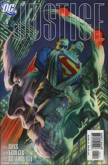 Justice (2005) 4-A by DC
