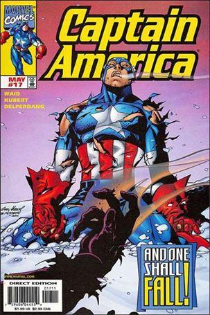 Captain America (1998) 17-A
