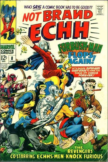 Not Brand Echh 8-A by Marvel