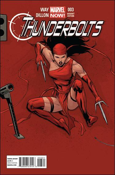 Thunderbolts (2013) 3-B by Marvel