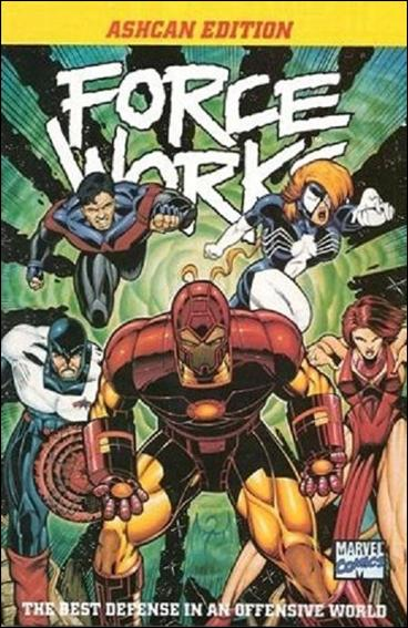 Force Works Ashcan-A by Marvel