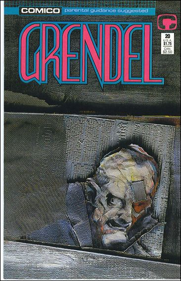 Grendel (1986) 20-A by Comico