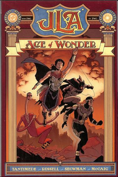 JLA: Age of Wonder 2-A by DC