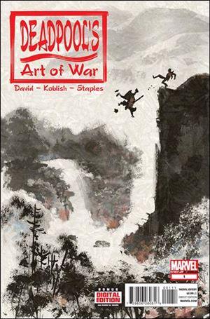 Deadpool's Art of War 1-A