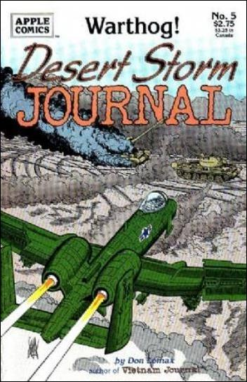 Desert Storm Journal 5-A by Apple