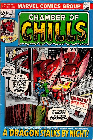 Chamber of Chills (1972) 1-A by Marvel