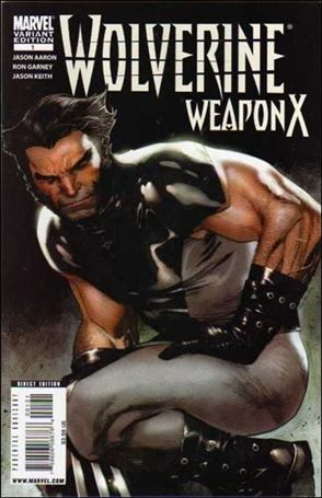 Wolverine: Weapon X 1-C