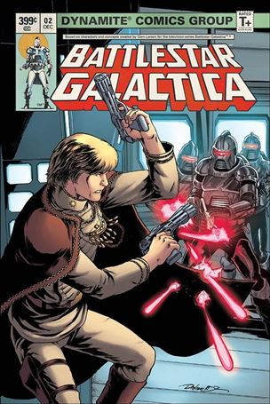 Battlestar Galactica (Classic) (2018) 2-B