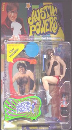 Austin Powers (Series 1) Austin &amp;quot;Danger&amp;quot; Powers