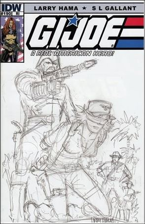 G.I. Joe: A Real American Hero 190-B