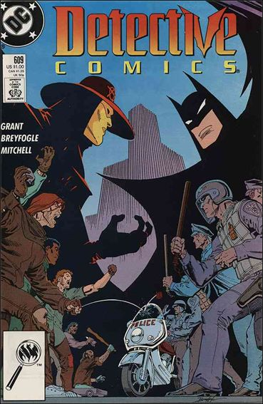 Detective Comics (1937) 609-A by DC