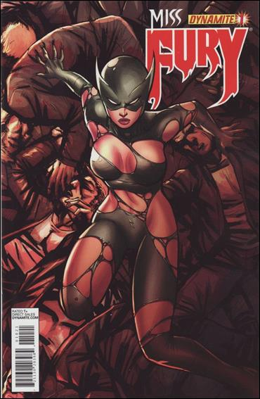 Miss Fury (2013) 1-F by Dynamite Entertainment