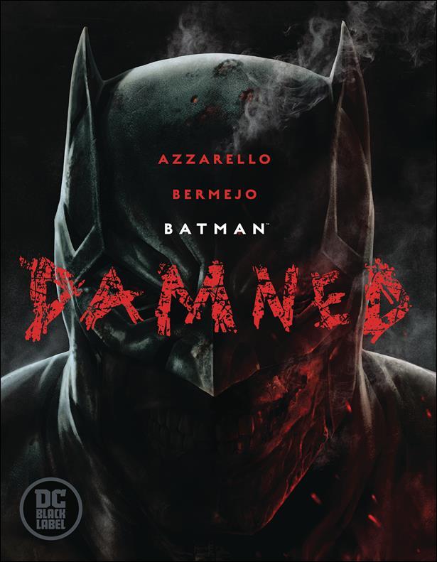 Batman: Damned nn-A by DC Black Label