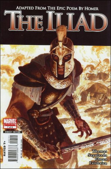 Marvel Illustrated: The Iliad 7-A by Marvel