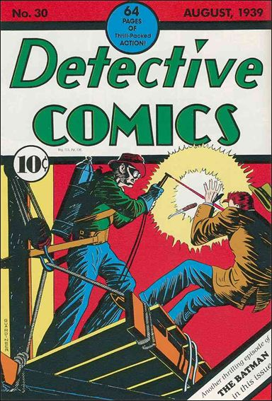 Detective Comics (1937) 30-A by DC