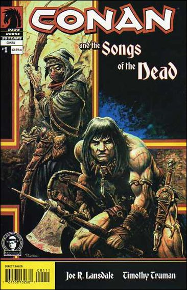 Conan and the Songs of the Dead 1-A by Dark Horse