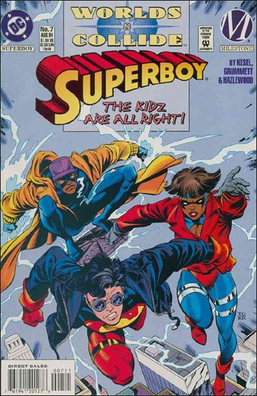 Superboy (1994) 7-A by DC
