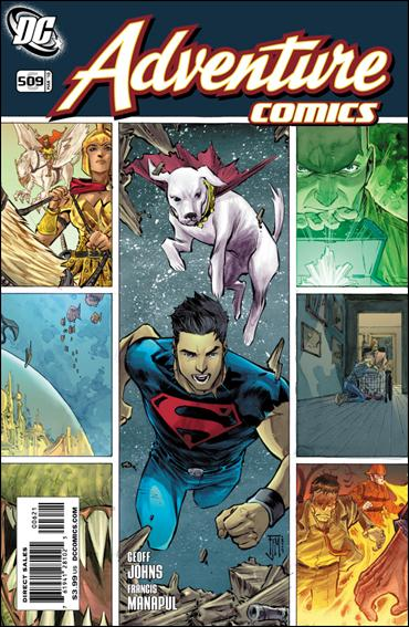 Adventure Comics (2009) '509'-B by DC