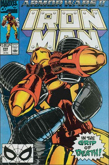 Iron Man (1968) 258-A by Marvel