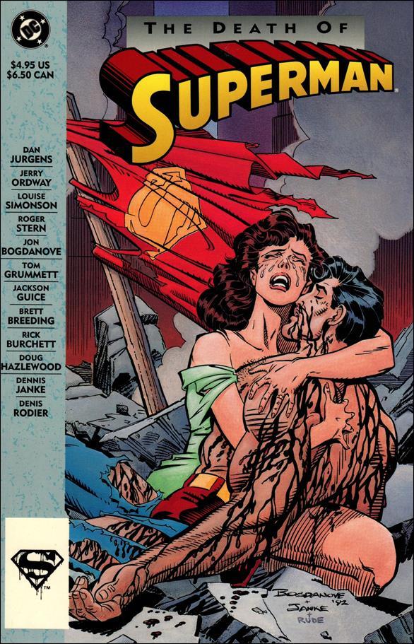 Death of Superman nn-A by DC